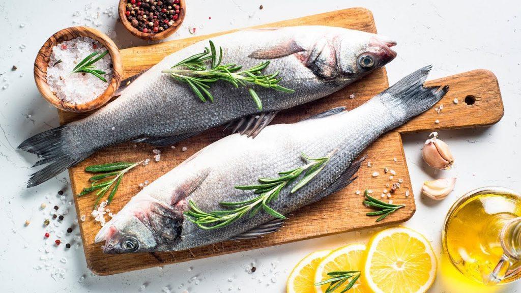 Методика приготовления диетических блюд с рыбы